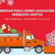 Chapter Collecting Toys for Tots at Fall Workshops & Conference