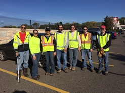 Adopt-a-Highway first event