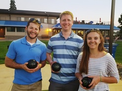 Young Professionals Lawn Bowling
