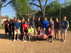 Young Professionals Kickball Event