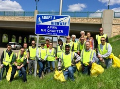 APWA-MN Spring Adopt-a-Highway Service Event