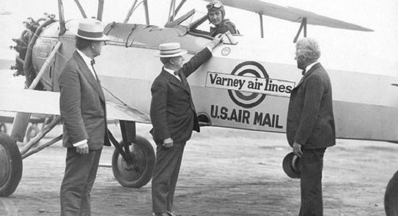 Fast Delivery: Airmail System of Early 1900s