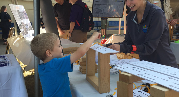 2018 STEM Day at State Fair