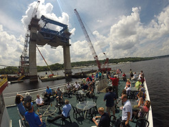 St Croix Crossing Tour