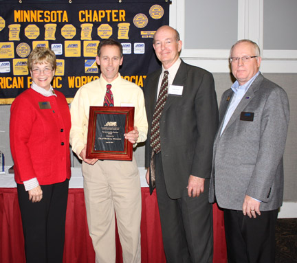 2012 Sustainability Practices Award, City of Woodbury