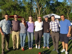 Young Professionals Summer Activities Continue