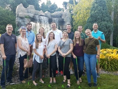 Young Professionals Host 4th Annual Mini-golf Event