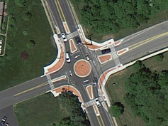 Mini-Roundabouts: A Modern Roundabout on a Smaller Scale