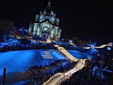 Join Us for Crashed Ice Technical Tour, Jan. 22
