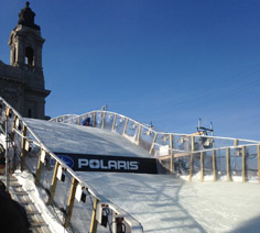 APWA-MN Members Attend Crashed Ice Technical Tour