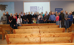 Chapter Volunteers Pack Food at FMSC Event