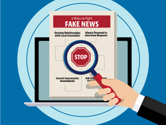 Four Ways to Fight Fake News