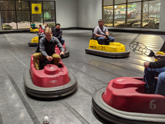 YP Committee's 6th Annual Whirlyball Event
