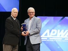 Another 2016 National APWA Award Winner