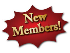 Welcome Members!