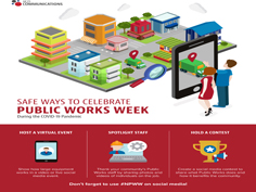 How to Celebrate Public Works Week Despite the COVID-19 Pandemic