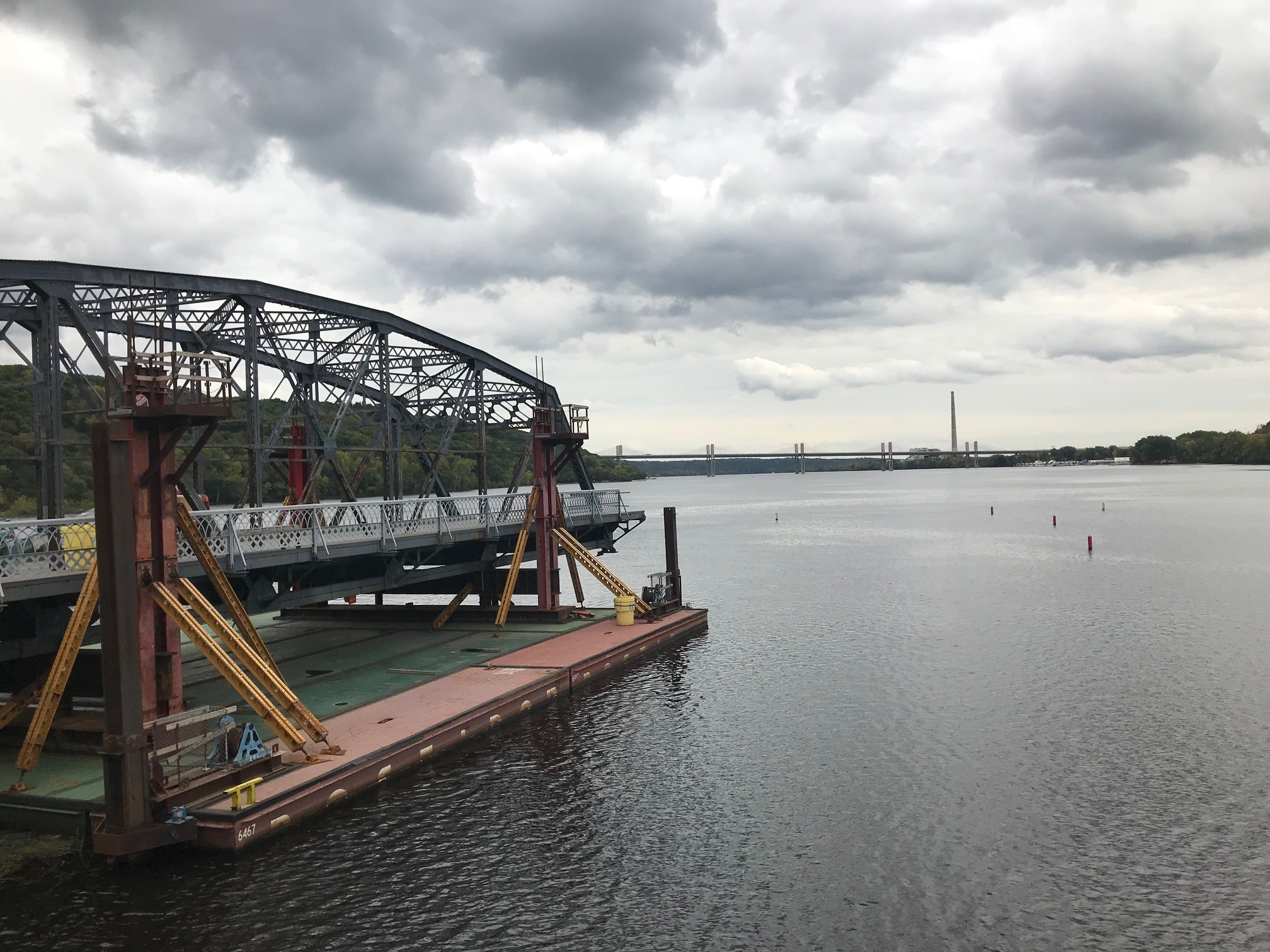Stillwater Lift Bridge Restoration Technical Tour Recap