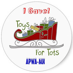 Chapter Holds Second Toys for Tots Campaign