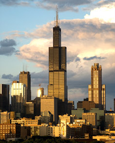 Chicago Welcomes a First-Timer