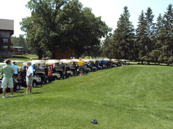 Summer Golf Outing (July 2013)