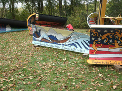 City of Northfield's Painted Plows