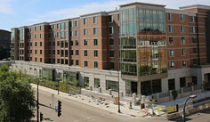 New University Residence Hall Sets Example of Sustainable Design