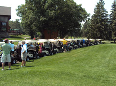 Chapter Hosts 31st Annual Summer Golf Outing