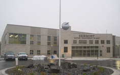 Fairmont's New Water Treatment Plant