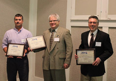 Award Winners Recognized During Fall Conference