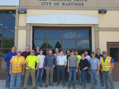 City of Hastings Public Works Operators Program