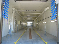 Considerations for Vehicle Wash Bays