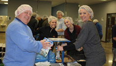 Volunteers Needed: Help Fight Hunger