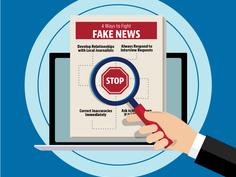 Four Ways to Fight Fake News