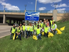 APWA-MN Spring 2017 Service Event - A Success!