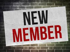 New Member Spotlight!