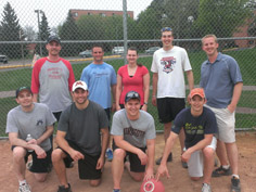 Student Chapter Holds First Annual Student/Professional Kickball Classic