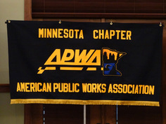 Minnesota Chapter honors four public works officials