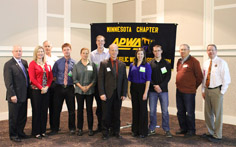 The Student Experience at the APWA-MN Fall Conference