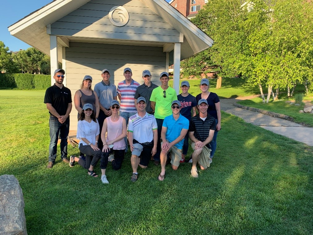 Young Professionals host 5th Annual Mini-Golf Outing